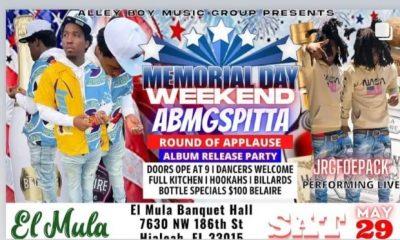 20 People Shot At Memorial Day Rap Concert In Miami