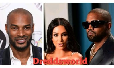 """Tyson Beckford: """"Kanye West Tried To Get 'Tough' With Me Over Kim Kardashian"""""""