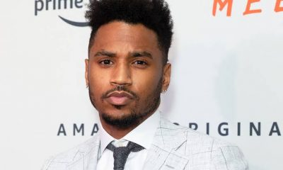 Trey Songz Accused Of Injuring A Woman's Hand With His Vehicle & Speeding Off