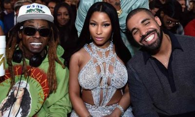 Nicki Minaj: Drake & Lil Wayne Washed Me On 'Seeing Green'