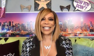 Wendy Williams Posts Photo Of Her Lymphedema Illness