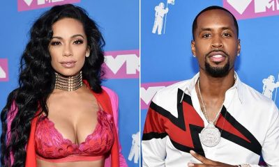 Erica Mena Files To Divorce Safaree After Video Of Him Rocking Ladies In The Club Leaked
