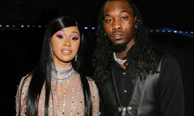 Cardi B No Longer Wearing Wedding Ring After Offset Was Spotted Out With Another Woman