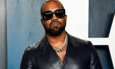 Crazy Kanye Now Walking Around Los Angeles Wearing A Bizarre Mask