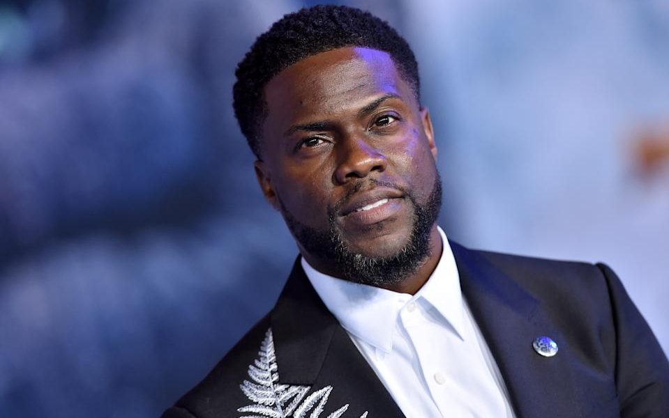 Kevin Hart Fires Back At People Who Say He Isn't Funny