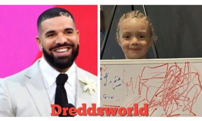 Now We Understand Why Drake Kept His Son From The World