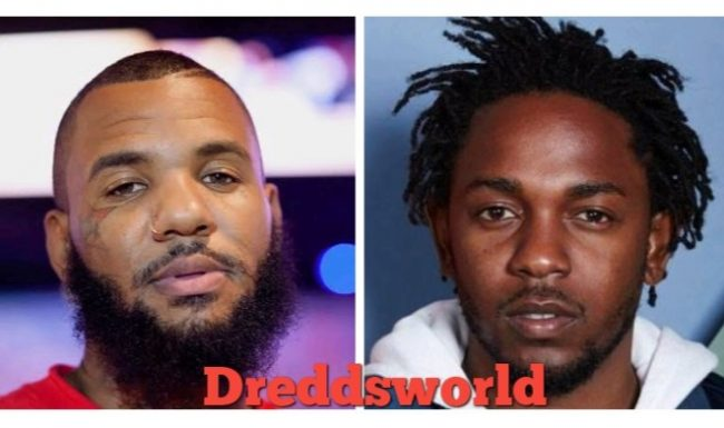 """The Game Says Top Dawg Told Him Kendrick Lamar Is About To Drop """"Some Sh*t Real Soon"""""""