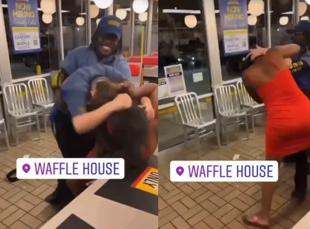 Tampon String' Waffle House Fight Is #1 Trending Topic On Twitter
