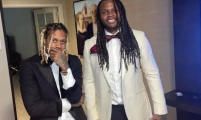 Pictures Of Lil Durk At His Brother DThang's Funeral Surface