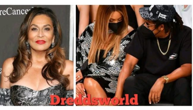 Tina Knowles Says Jay Z Often Touches Beyonce's Leg Because 'They're In Love'
