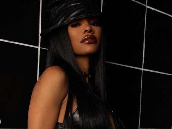 """Teyana Taylor Reacts To Being The First Black Woman To Be Named Maxim's """"Sexiest Woman Alive"""""""