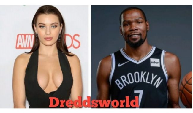 Lana Rhoades Alleges Kevin Durant Tried To Have Threesome With Her & Another Woman