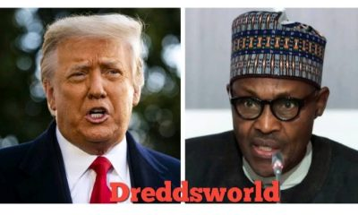 Donald Trump Hails Buhari For Banning Nigeria Twitter, Wishes He'd Done The Same