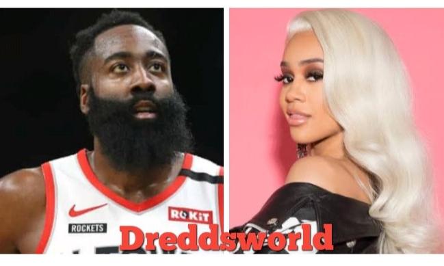 NBA Star James Harden & Saweetie Spark Dating Rumor