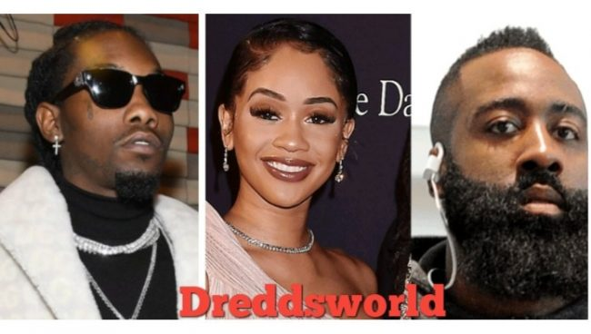 Offset Seemingly Confirms Saweetie Is Dating NBA Star James Harden