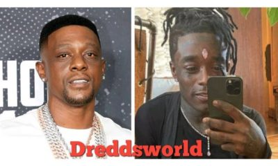 Boosie Badazz Speaks On Lil Uzi Vert's $24 Million Forehead Diamond