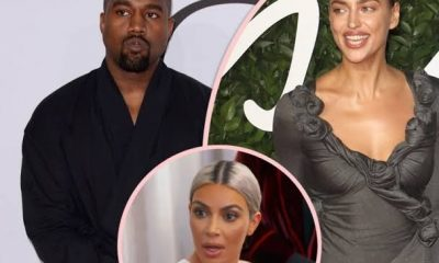"Kim Kardashian Reportedly ""Doesn't Mind At All"" That Estranged Husband Kanye Is Dating Irina Shayk"