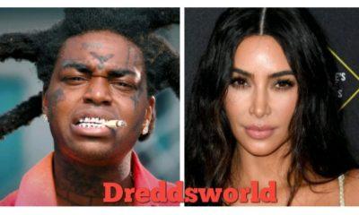 Kodak Black Promotes His New Music With Kim Kardashian Bikini Photo