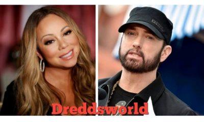 "Mariah Carey Celebrates ""Obsessed"" Anniversary While Wearing Eminem Cosplay"