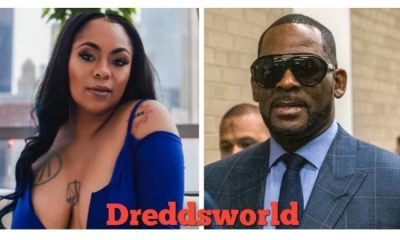 Nivea Admits That R. Kelly Flirted With Her When She Was Younger