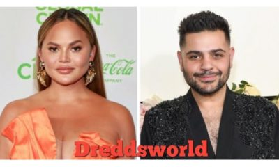 Chrissy Teigen Calls Designer Michael Costello A Liar & Is Disappointed In His Attacks