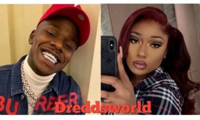 DaBaby Unfollows Megan Thee Stallion On Instagram After Their Twitter Exchange