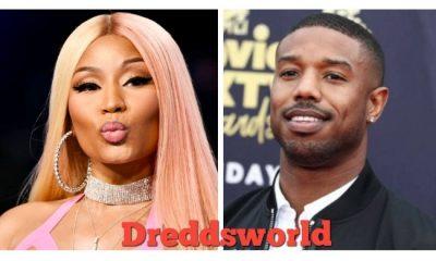 Nicki Minaj Tells Michael B. Jordan To Change Name Of J'Ouvert Rum
