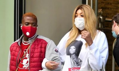 Wendy Williams And Ray J Spotted Out On A Date Arm In Arm - Pics