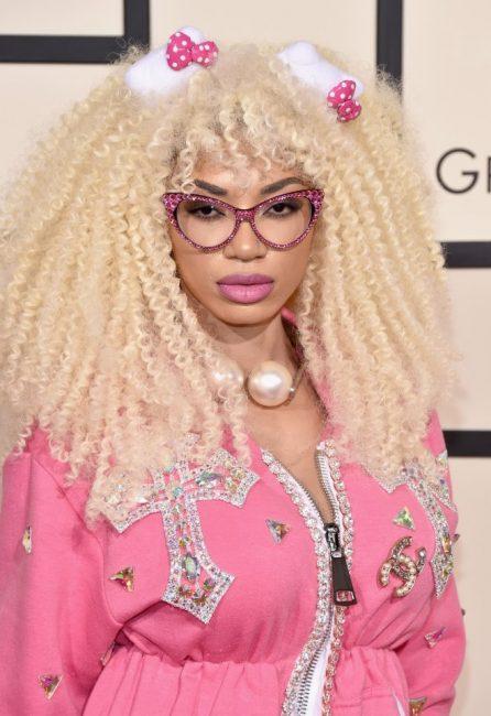 Chrissy Teigen Allegedly Attacked Cameroonian Singer Dencia At The 2016 Grammys