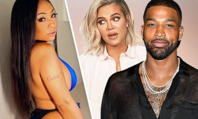 Tristan Thompson's Alleged Baby Mama Admits To Lying About Khloe Kardashian DMs