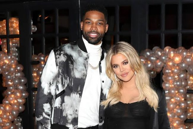 Khloe Is Reportedly Standing By Tristan Thompson Amid Cheating Claims