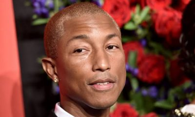 Pharrell Williams, The Man Who Never Ages - Looks Old In New Pictures