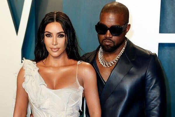 Kim Kardashian Wishes Her Estranged Husband Kanye West Happy Birthday