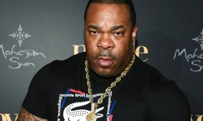 Busta Rhymes Caught With Transgender Woman In NYC Club Area