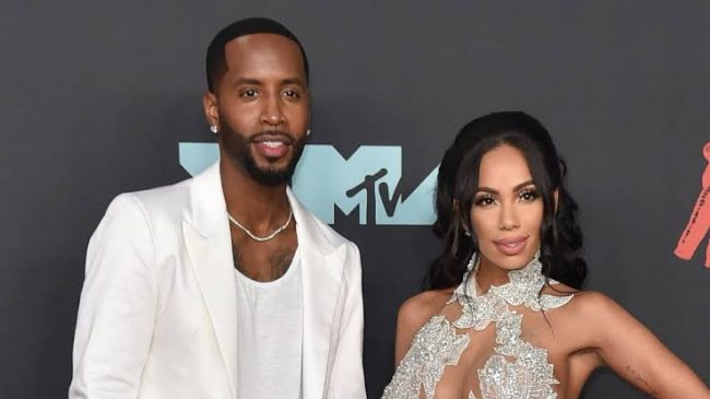 Safaree Allegedly Got Side Chick Pregnant While Wife, Erica Mena, Carries 2nd Child