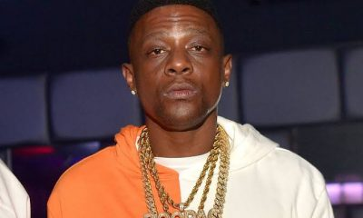 Boosie Punishes His Kids By Making Them Walk Around His Estate For 5Hrs & Clean The House All Day