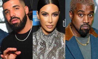 Drake Fires Shots At Kanye West, Claims He 'F*cked' Kim Kardashian As Revenge