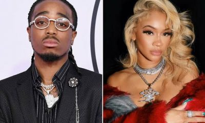 Quavo Puts Up Saweetie's Repossessed Bentley For Sale At The Dealership For $279,000 - Pics