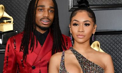 Quavo Avoids Question When Asked About Repossessing Saweetie's Bentley