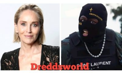 Sharon Stone Is Reportedly Hanging Out With Rapper RMR