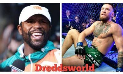 Floyd Mayweather Trolls Conor McGregor Over Twisted Leg