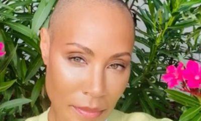 Jada Pinkett Smith Debuts Bald Look Inspired By Her Daughter Willow