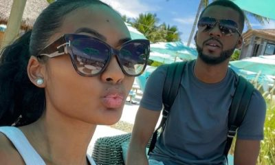Jaylan Banks Shades Simon & Seemingly Makes It Official With Falynn In Boo'd Up Photo