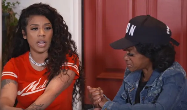 Keyshia Cole Loses Her Mother