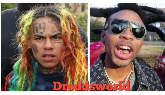 Tekashi 6ix9ine Forced To Cancel Show After Lil Murden Put $100K On His Head