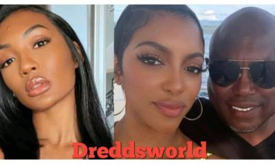 Porsha Williams Allegedly Slept With Simon Guobadia's Cousin For Her Rolls-Royce