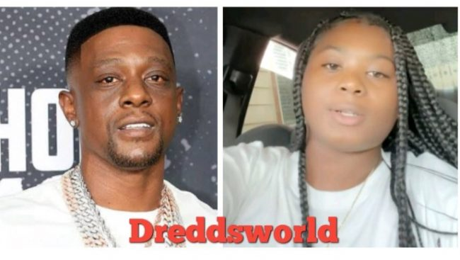 Boosie Badazz's Daughter Iviona Gets Into Fight With Another Girl