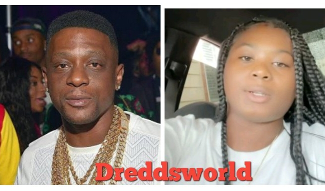 Boosie Badazz Reacts To His Daughter Iviona Getting Into Physical Altercation With Another Girl