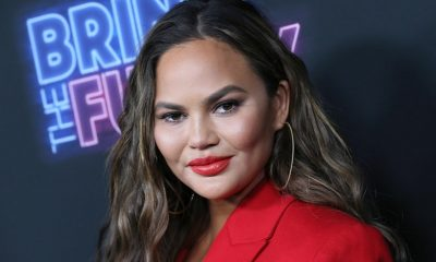 Chrissy Teigen Just Want To Live Her Life, Take Care Of Her Kids & Family