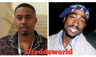 Nas Fires Back At Tupac In Leaked Unreleased Freestyle